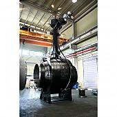 B1AP : API 6D Fully welded Ball valve